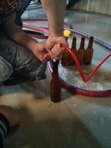 Bottling some Spin Back