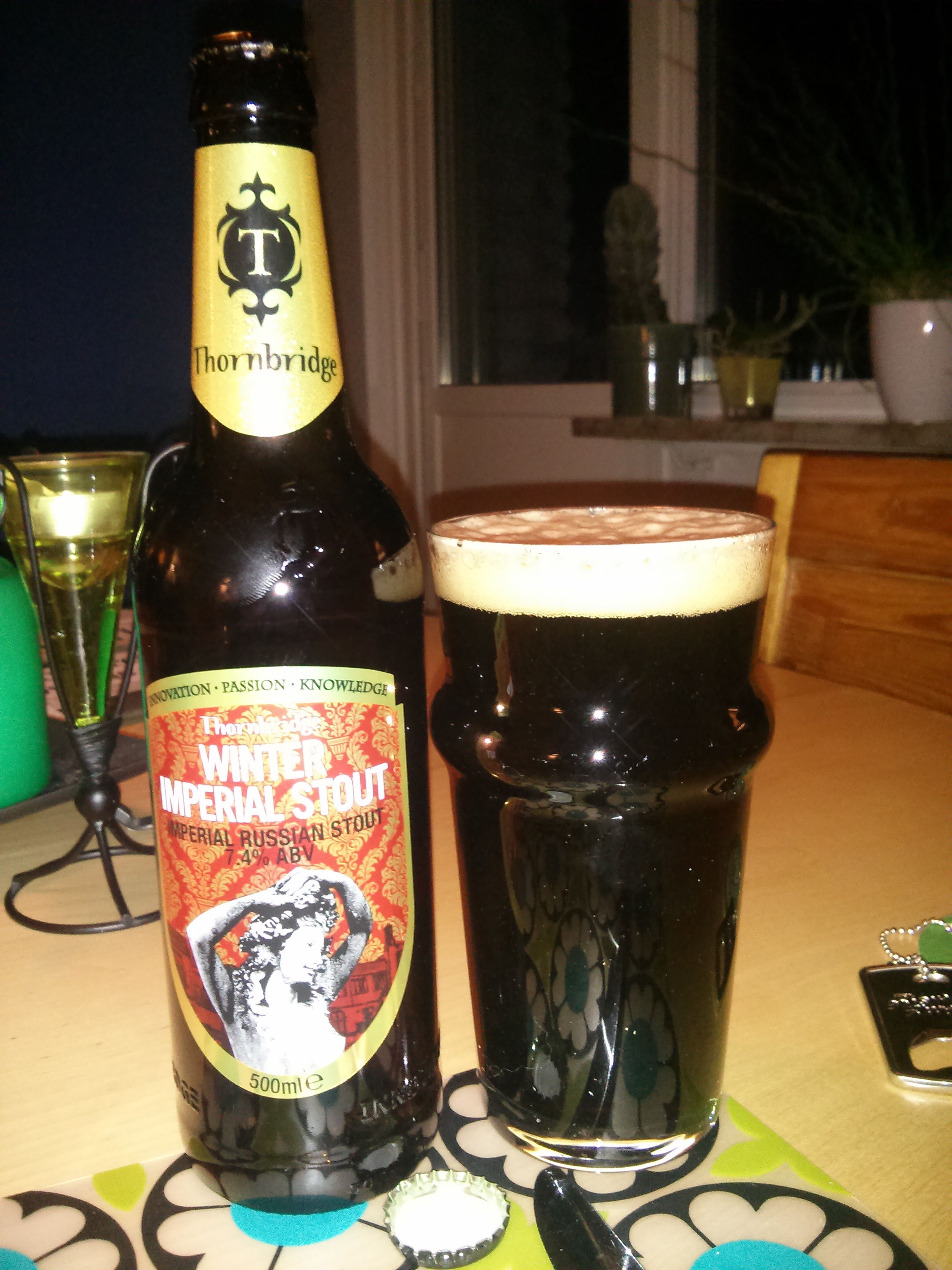 Thornbridge Winter Imperial Stout